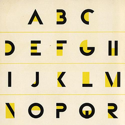 Corpus typographique français