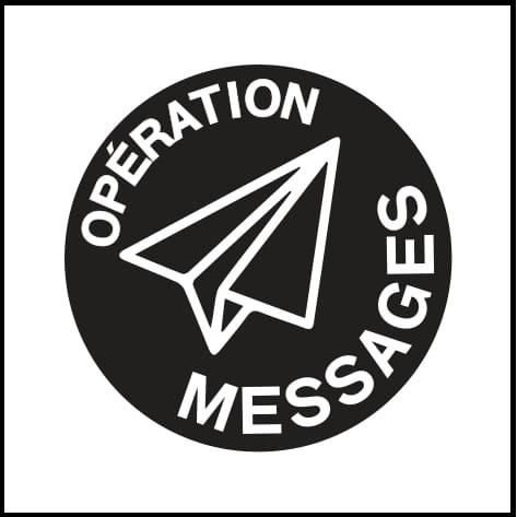 Logo de l'Opération message